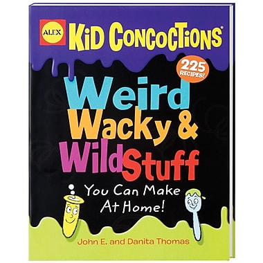 Alex® Toys in.Weird Wacky & Wild Stuff You Can Make At Home!in. Book