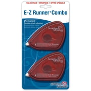 3L E-Z Runner Permanent Tape, 2/Pack