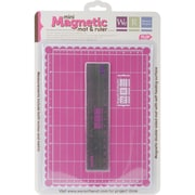 We R Memory Keepers™ Mini Magnetic Cutting Mat and Ruler Set