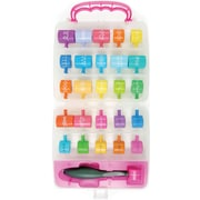 We R Memory Keepers™ Sew Easy Head Storage Case, Clear