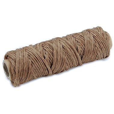 Leather Factory™ 20 yds. Braided Sinew Spool, Natural