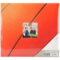 MBI Sport & Hobby Postbound Album, 12in. x 12in., Basketball