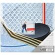 """MBI Sport & Hobby Postbound Album, 12"""" x 12"""", Hockey"""