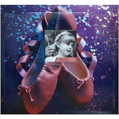 MBI Sport & Hobby Postbound Album, 12in. x 12in., Dance/Ballet
