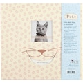MBI Pet Cat Postbound Album, 12in. x 12in., Cream
