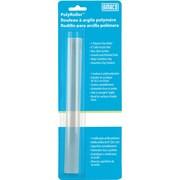 "Amaco 11058T Clear Polymer Roller, 8"""