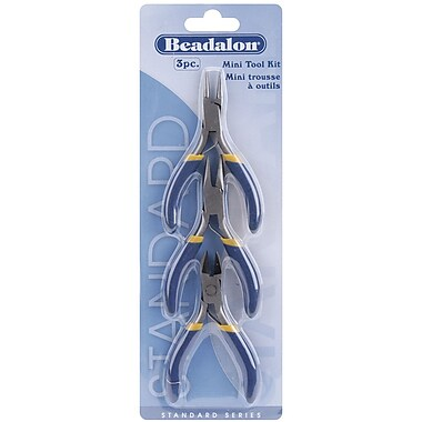 Beadalon® Mini Tool Kit, 3 Pieces
