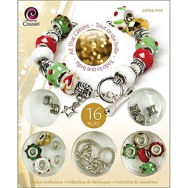 Cousin® Christmas Trinket Bead Kit, Star
