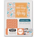 We R Memory Keepers™ Journal Card, Tangerine