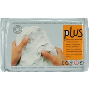 Activa® Plus Natural Self Hardening Clay, 2.2 lbs., White