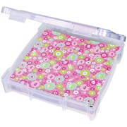 ArtBin® Essentials Storage Box, Translucent Clear