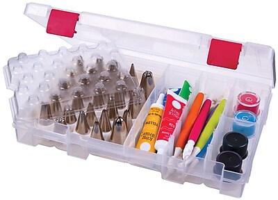 Cake Decorating Equipment Storage Box : ArtBin  Solutions? Bakers Cupboard Cake Decorating Storage ...