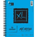 Pro-Art® 7in. x 10in. Spiral Paper Pad, Canson XL Multi-Media