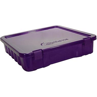 Creative Options® Project Box, Transparent Purple