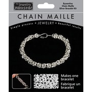 Midwest Products Chain Maille Jewelry Kit, Silver