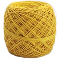 Toner 20# 400' Hemp Cord, Yellow