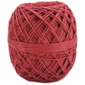 Toner 20# 400' Hemp Cord, Red