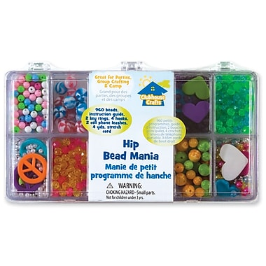 Advantus™ Crafts 'Hip' Bead Mania Kit