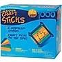 Darice® 4 1/2 Wood Jumbo Craft Sticks, 1000