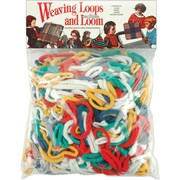 Wool Novelty Weaving Loops and Loom