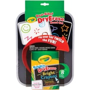 Crayola® Dual-Sided Dry Erase Board