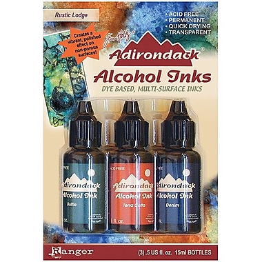 Ranger Tim Holtz® Adirondack Alcohol Ink, Rustic Lodge
