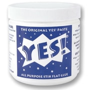 Gane Yes! All Purpose Stik Flat Glue, 16 oz.
