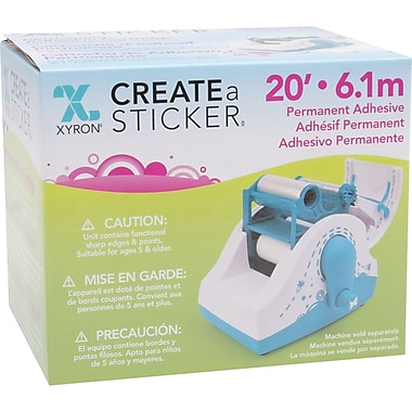 Xyron Create-A-Sticker Permanent Refill Cartridge