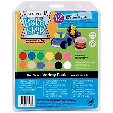 Polyform™ Sculpey® Bake Shop Clay Variety Pack, 14 oz.