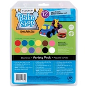 Polyform™ Sculpey® Bake Shop Clay Variety Pack, 14 oz.