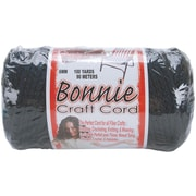 Pepperell BB6-100-038 Navy Bonnie Macrame Craft Cord, 100 yd.