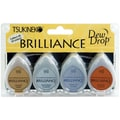 Tsukineko® Brilliance Dew Drop 1 1/4in. x 2in. Pigment Inkpad, Planetarium
