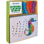 Chronicle Books CH-60017 Eric Carle Animal Lacing Cards