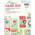 Bo Bunny 6in. x 12in. Alora Card Kit