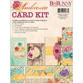 Bo Bunny 6in. x 12in. Ambrosia Card Kit