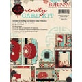 Bo Bunny 6in. x 12in. Serenity Card Kit