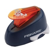 Fiskars® Corner Lever Punch, Scroll