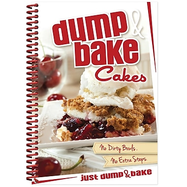 CQ Products Dump & Bake Cakes Cookbook