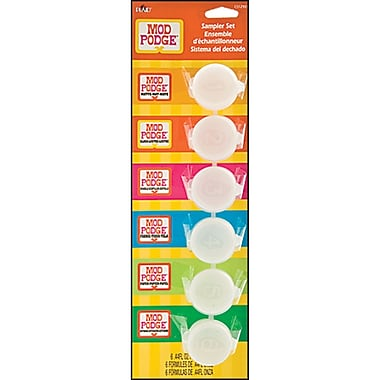 Plaid:Craft® Mod Podge® Pot Sampler Set, 0.5 oz., 6/Pack
