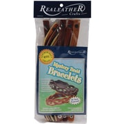 Silver Creek Leathercraft Kit, Mystery Braid Bracelets, 8/Pack