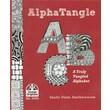 """Design Originals DO-3460 Multicolor Alphatangle Book, 5.5"""" x 4.6"""" x 0.2"""""""