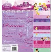 "EK Success™ 12"" x 12"" Paper Pad, Disney Princess"
