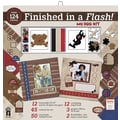 Hot Off The Press Finished In A Flash Page Kit, 12in. x 12in., My Dog