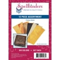 Spellbinders® 5in. x 7in. Precious Metal Craft Foil, 12/Pack