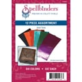 Spellbinders® 5in. x 7in. Jewel Tones Craft Foil, 12/Pack