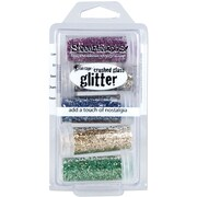 Stampendous® Frantage Glass Glitter 5-Jar Kit