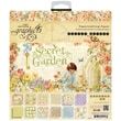 Graphic 45 8in. x 8in. Double-Sided Paper Pad, Secret Garden