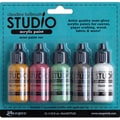 Ranger Claudine Hellmuth Studio Mini Art Kit, Metropolitan
