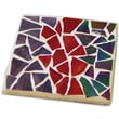 Diamond Tech Glass Mosaics Coaster Kit