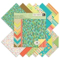 K&Company® 12in. x 12in. Double-Sided Paper Pad, Summer Travel